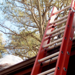 Safety Tips When Cleaning Gutters | Gutter Cleaning Lehigh County | Berks County