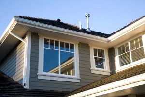 Features of a new modern 2 storey home.