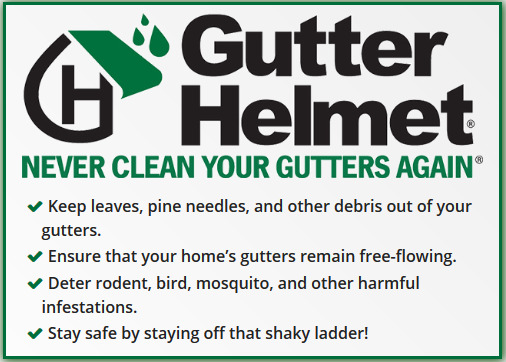 Gutter Protection Service Company serving Northhampton County PA