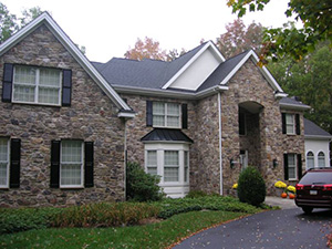 Gutter Helmet Installation for Home in Reading PA